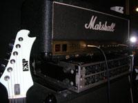 SUZUKI guitar head